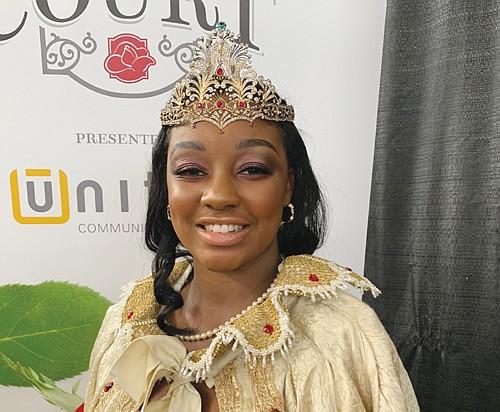 Portland 2019 Rose Festival Queen Mya Brazile