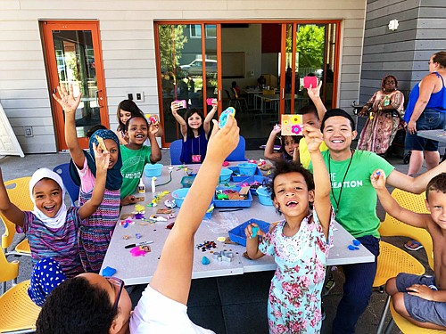 """Portland Parks & Recreation's """"Summer Free For All"""" returns with a series of events for both kids and adults all summer long, including movies, concerts, free lunch and play events and more."""