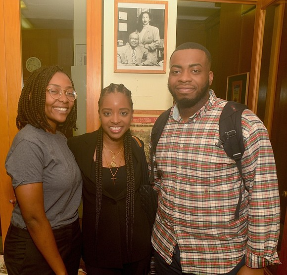 On this week's podcast, our special guest is activist and Women's March co-president Tamika Mallory.