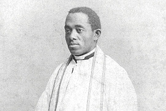 """Pope Francis decreed the """"heroic virtues"""" of the first African-American Catholic priest, thereby bringing a..."""