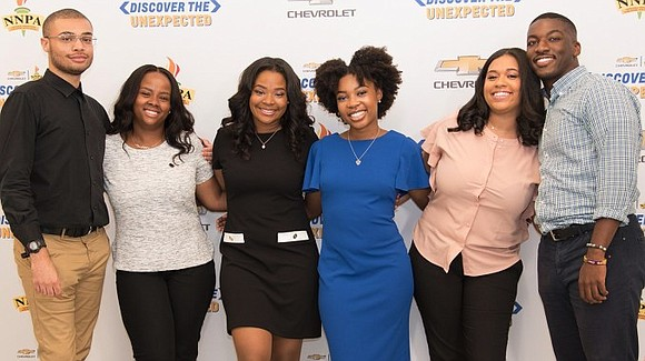 For Ila Wilborn, the best part of participating the General Motors' and National Newspaper Publishers Association's (NNPA) 2018 Discover the ...