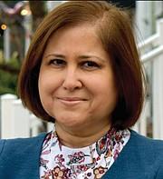 Ghazala F. Hasmi