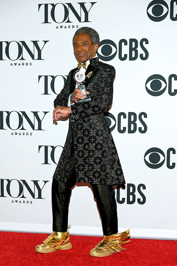 After 50 years in the business, at the age of 73 and at the 73rd annual Tony Awards, De Shields ...