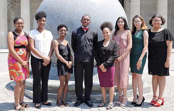 Richmond Public Schools is turning out scholars. The highest-achieving students in the Class of 2019 at each of the city's ...