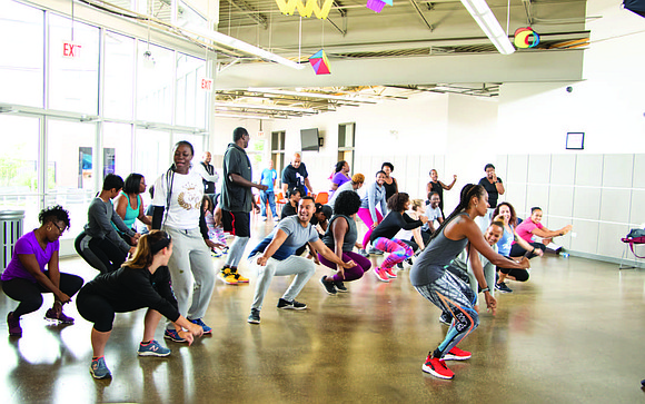 Bronzeville resident and health coach, Stacy Hubert, will once again hosts Trifecta on the Beach at Pier 31, 3101 S. ...