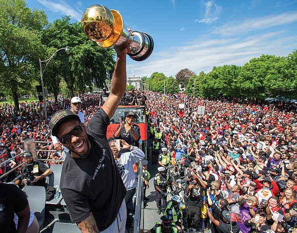 The NBA playoffs are over, but the excitement continues. Combining the brilliance of Kawhi Leonard and his teammates with good ...