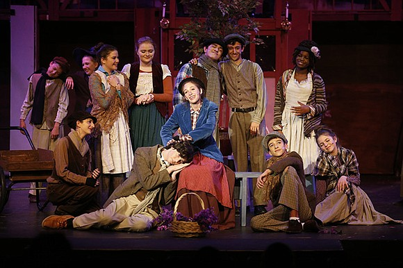 """I absolutely love """"My Fair Lady"""" at Lincoln Center's Vivian Beaumont located at 150 W 65th Street."""
