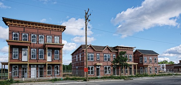 Call it a brand new look for the site of the former Armstrong High School in the 1600 block of ...