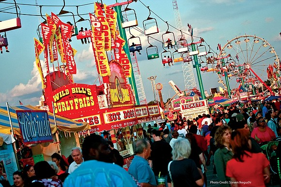 The State Fair Meadowlands recently kicked off and runs through July 7.
