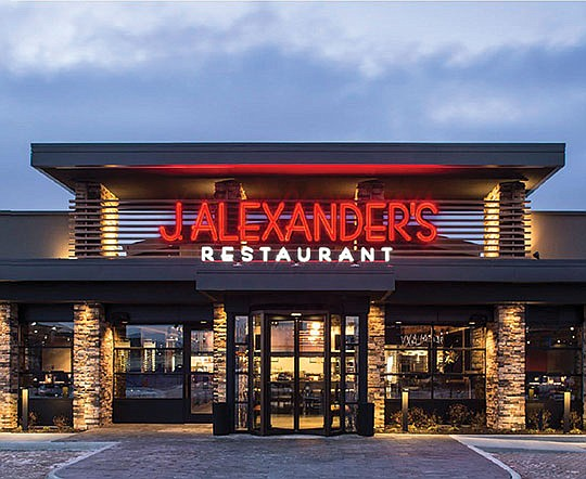 An African American woman says she was discriminated against at J. Alexander's restaurant in West Bloomfield..