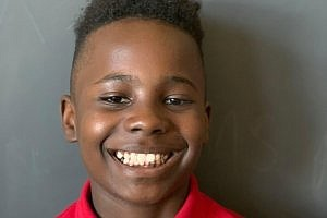 An 11-year-old boy who was one of two people shot by stray bullets on a Brooklyn street Thursday might be ...
