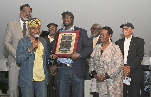 While Juneteenth was celebrated across the land, Central Brooklyn Jazz Consortium combined Juneteenth, their 20th anniversary, and Black Music Month ...