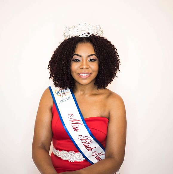 Miss Black New York USA, Shannon Nia Alomar, talks with AmNews writer Vanessa Love about representing the Empire State, her ...
