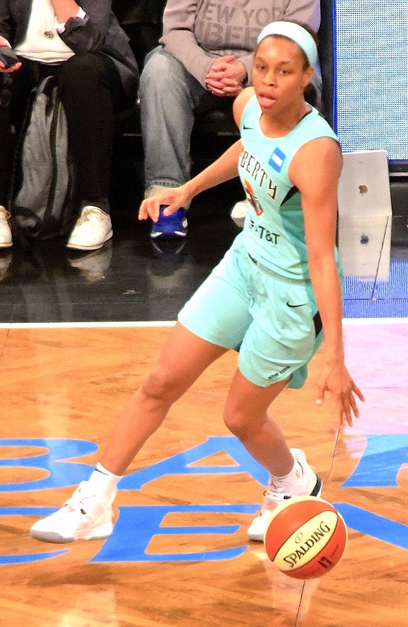 The New York Liberty had a lot to celebrate as they pulled out a 69–68 win over the Dallas Wings ...