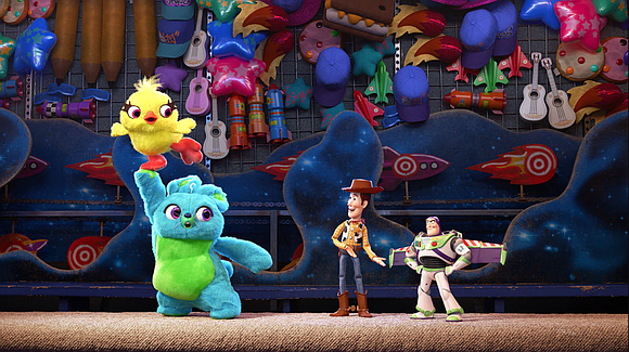 Woody (Tom Hanks) is back and so is Buzz Lightyear (Tim Allen) and the rest of the gang and in ...
