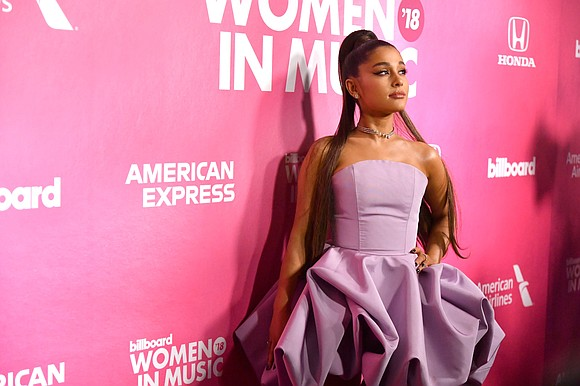 Just one year ago, Ariana Grande was falling in love with comedian Pete Davidson. A few months later, she'd be ...
