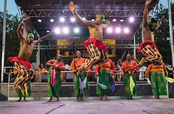 """The 48th annual International African Arts Festival declared """"Ya Tond la taaba""""—we are one!"""