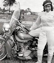 Bessie B. Stringfield