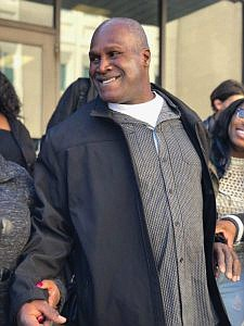 Malcolm Alexander was released from prison in 2018 after serving time for a crime he didn't commit.