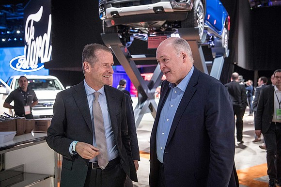 Volkswagen and Ford announced plans Friday to work closely to develop electric- and self-driving vehicles, the latest automakers to partner ...
