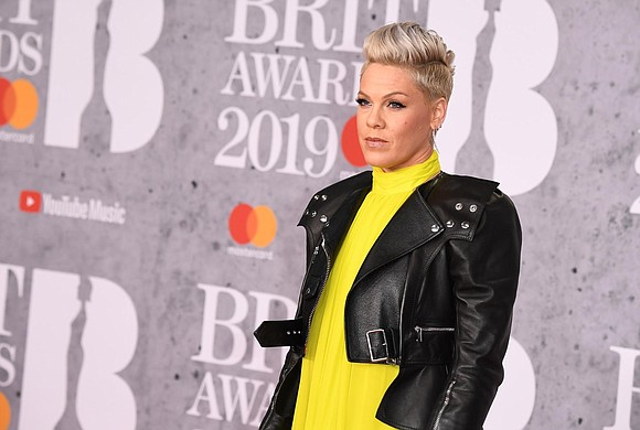 Pink had some strong words for those trying to mom-shame her after a photo she posted on Instagram Sunday elicited ...