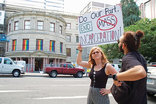 Portland activists are calling on the city to reverse course from the past and allow meaningfully public participation and civilian ...