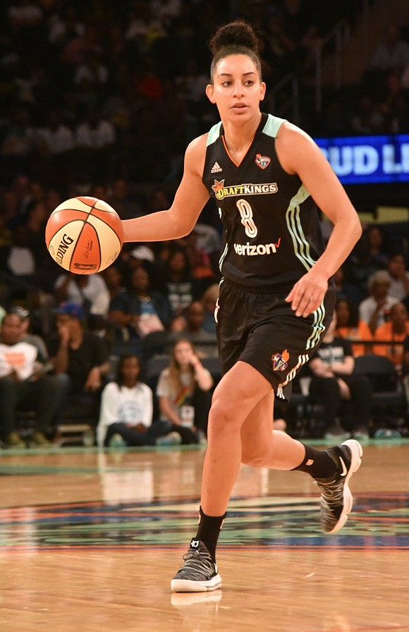 The New York Liberty is once again trying to figure out how to sustain a winning momentum. Last week, the ...