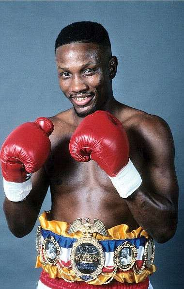 "Pernell ""Sweet Pea"" Whitaker, a fourtime world champion boxer from Norfolk, died Sunday, July 14, 2019, after being struck by ..."