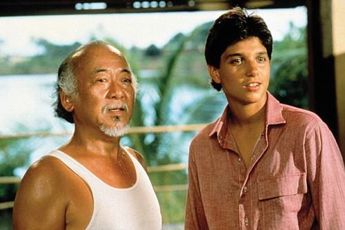 """The 1984 film classic """"Karate Kid"""" gets a free screening on Friday, July 26 to open the free summer movie ..."""