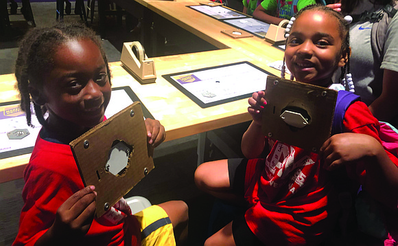 Ladies of Virtue, a local non-profit organization, is currently hosting its STEAM in Action Leadership Summer Program at Douglas Park ...