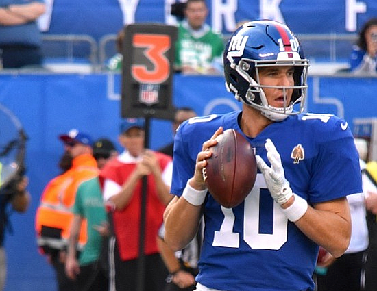 During the past seven seasons, the Giants have had only one postseason appearance, in 2016, losing to the Green Bay ...