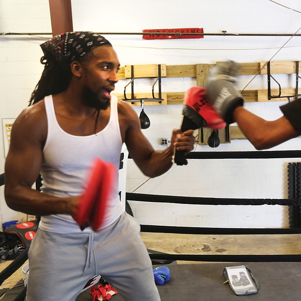 Cherry Pick'd Boxing/