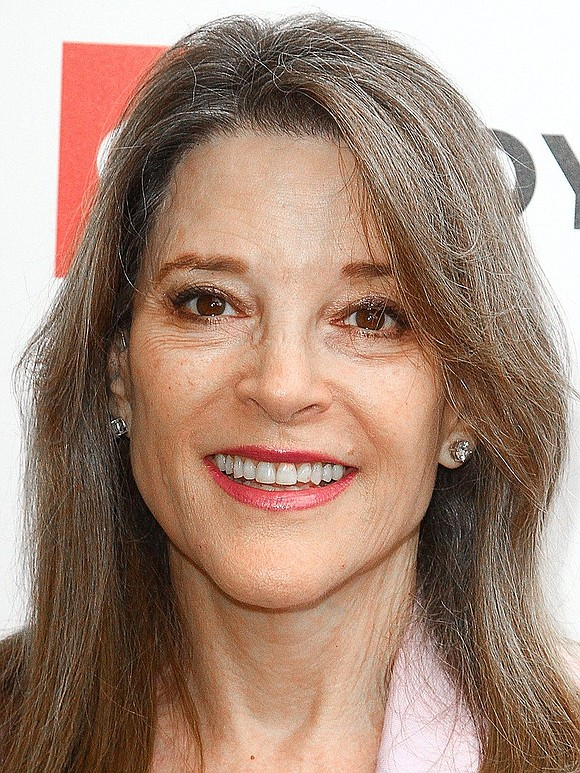 If the political pundits and commentators are right, the author Marianne Williamson, with her New Age advocacy, was the shining ...