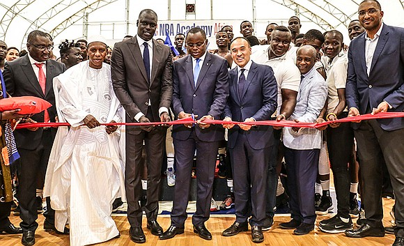 The NBA's fruitful Basketball Without Borders program concluded its 17th year in Senegal this week