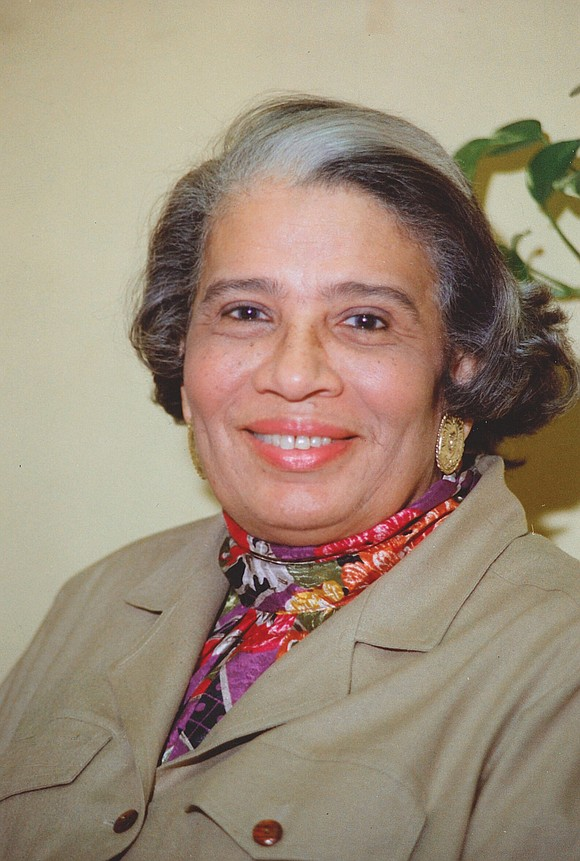 """Joan Loretta Banks Winston was often considered the """"glue"""" that held organizations together."""
