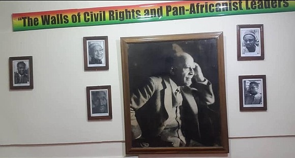 Set on a beautiful campus in the bustling heart of Accra, Ghana, is the inspirational W.E.B. DuBois Centre for Pan ...