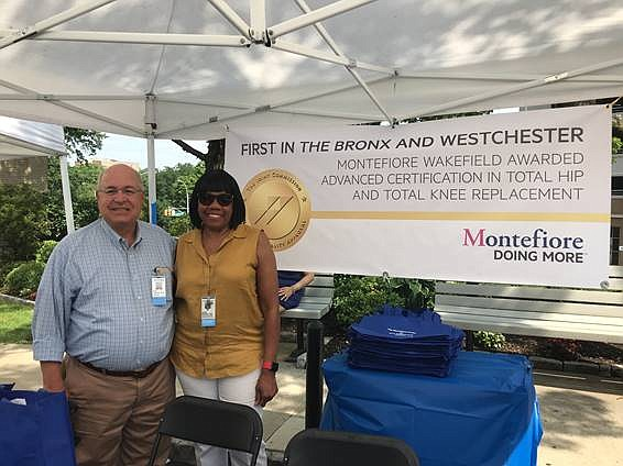On Saturday, July 20, Montefiore Wakefield Hospital Community members, elected officials and hospital staff gathered to commemorate an incredible 10 ...