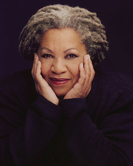 Toni Morrison, the Pulitzer Prize-winning novelist whose work..