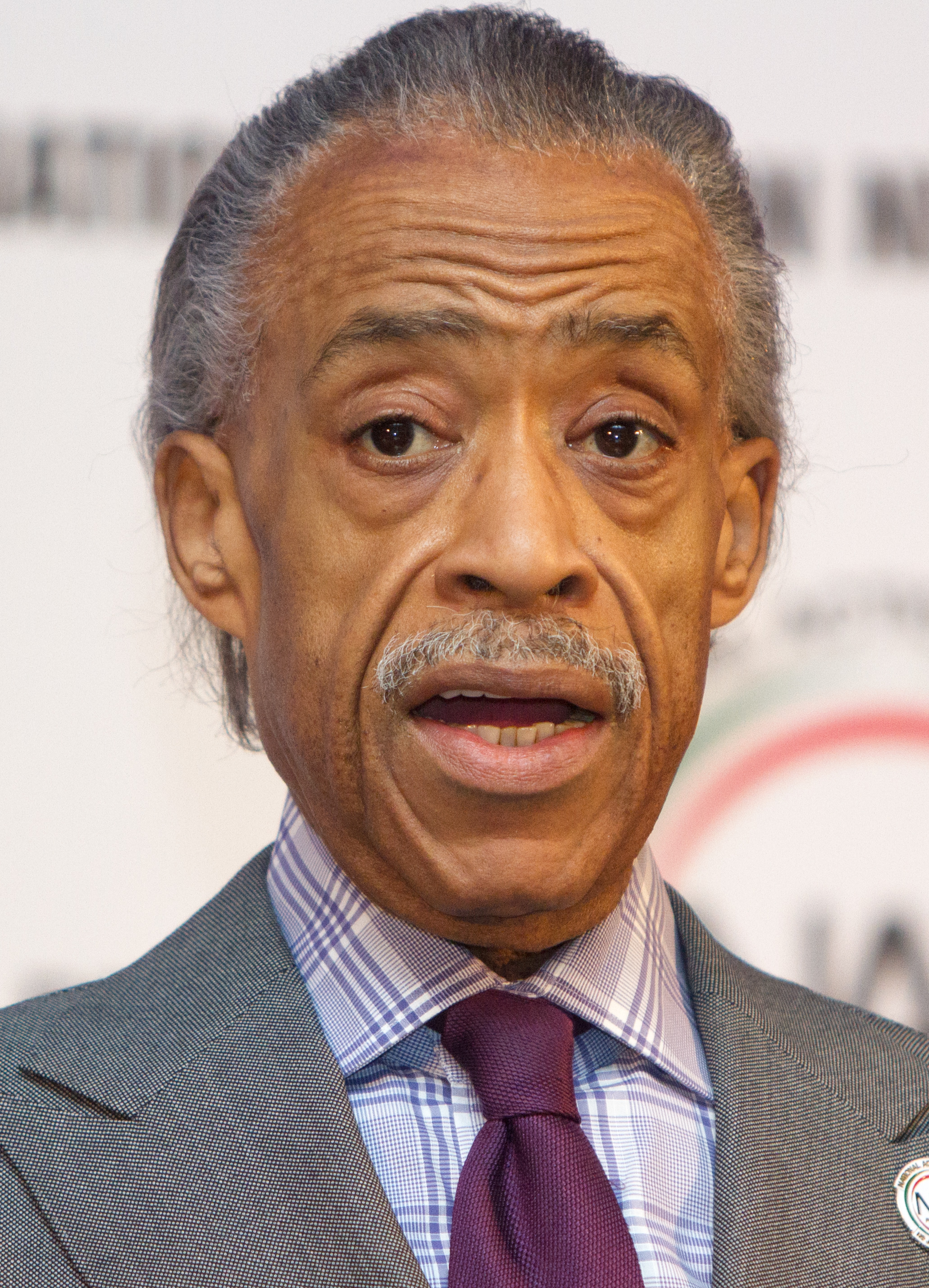 Sharpton TV commercial aims to increase voter turnout
