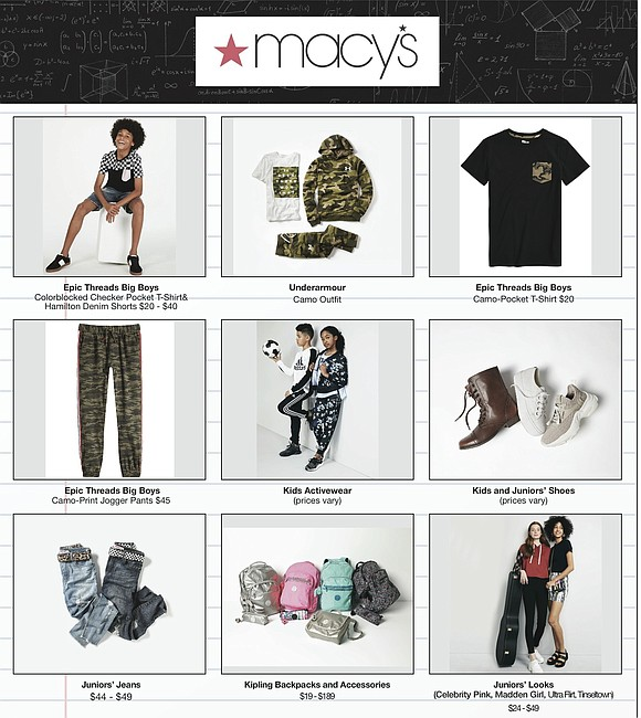 Bargain hunters can save big during the statewide tax-free weekend by making Macy's their shopping destination. Texas residents can benefit ...