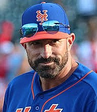 Mets manager Mickey Callaway has his team back in the playoff race