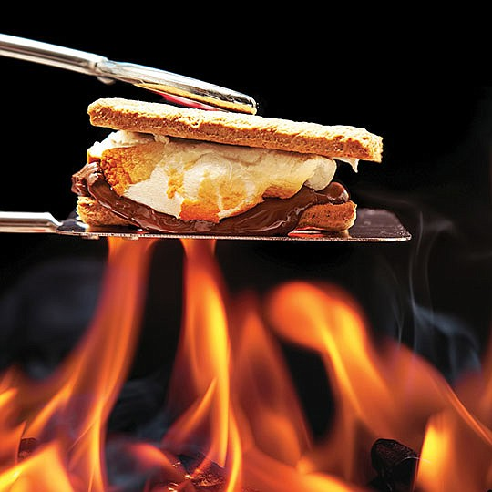 The city of Palmdale will host celebrations for National S'mores Day tomorrow..