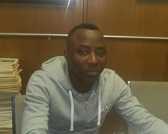 This year New York tri-state area journalist and educator Omoyele Sowore ran for president in Nigeria. He now sits in ...