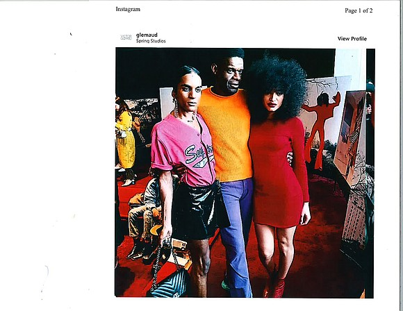 Fashion feels almost like the '70s when there are so many Black designers on the scene.
