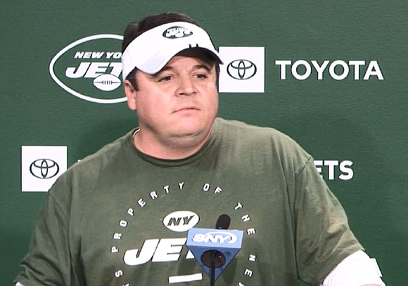 With the hiring of new Jets head coach Adam Gase comes a new offensive coordinator and defensive coordinator.