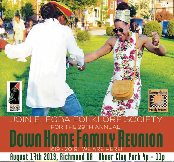 "Richmond native Jerome ""Bigfoot"" Brailey's Funk Allstars is headlining the 29th Annual Down Home Family Reunion this weekend. The free ..."