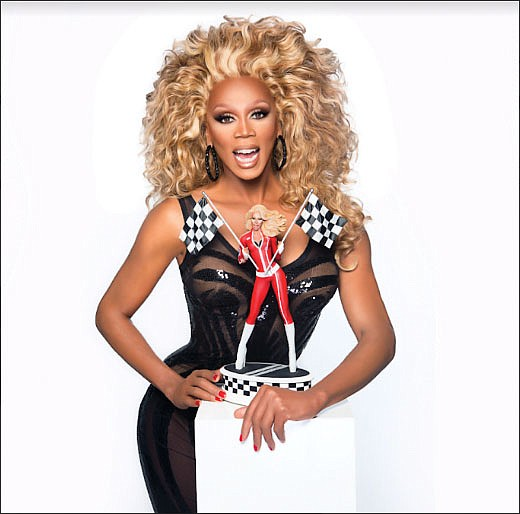 """RuPaul Charles of """"RuPaul's Drag Race"""" has been tapped to receive the Variety Vanguard Award at the.."""