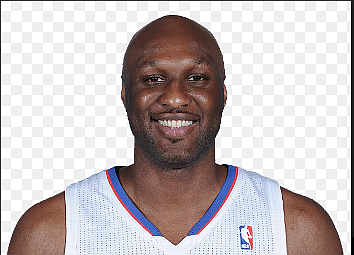 Lamar Odom is famous for three things: being a former NBA star, once married to a Kardashian and..