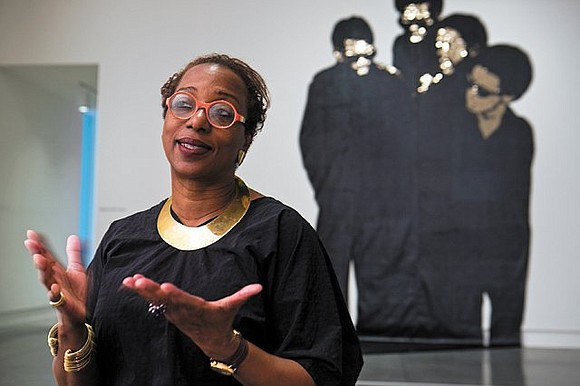 Valerie Cassel Oliver is an African-American staple of the modern and contemporary art world.