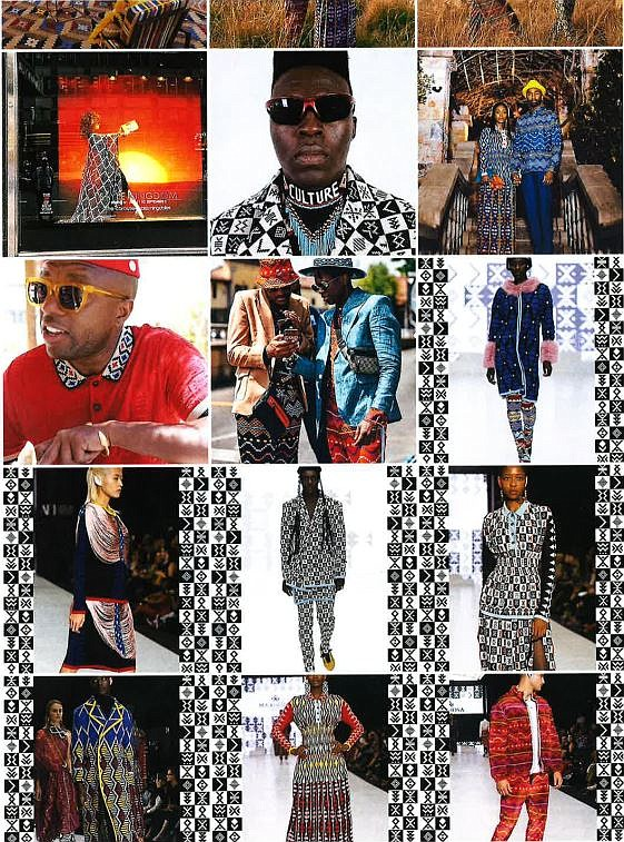 Made In Africa S/S 2020 will hit the NYFW runways at Pier 50 Studios on Sept. 5, 2019 at 5 ...